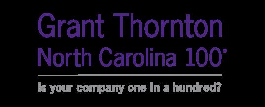 Tencarva Ranks 47th in 2018 Grant Thornton  North Carolina 100®