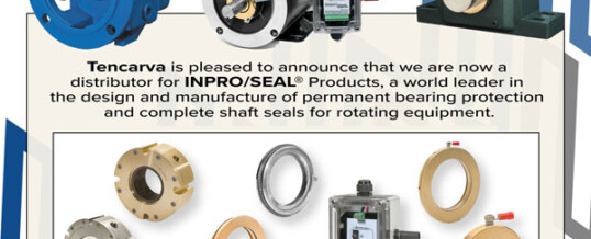 Tencarva Named Authorized Distributor for INPRO/SEAL®