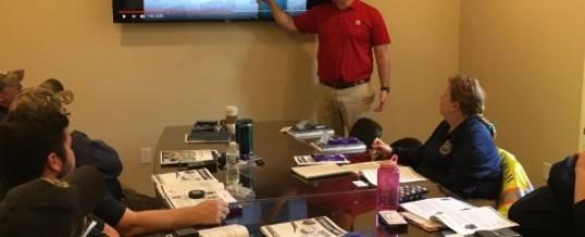 Pump Training Seminar at The Town of Christianburg, VA